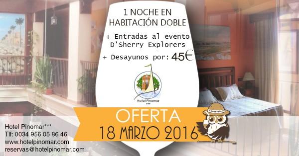 oferta alojamiento sherry marzo2016