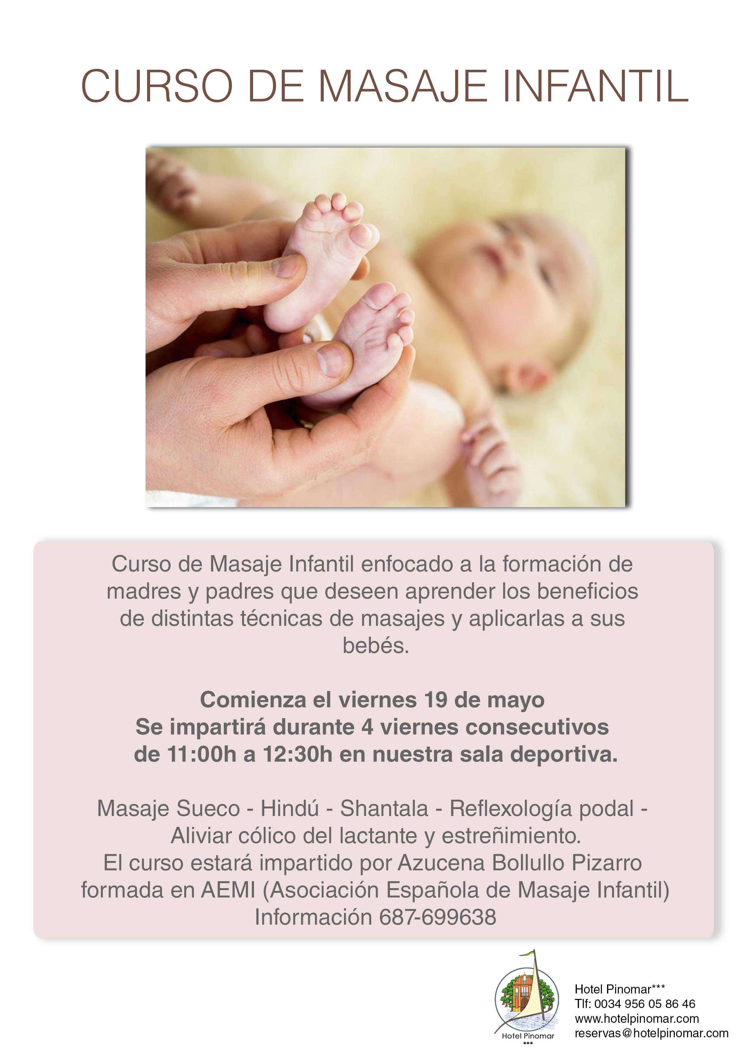 curso masaje infantil mayo2017