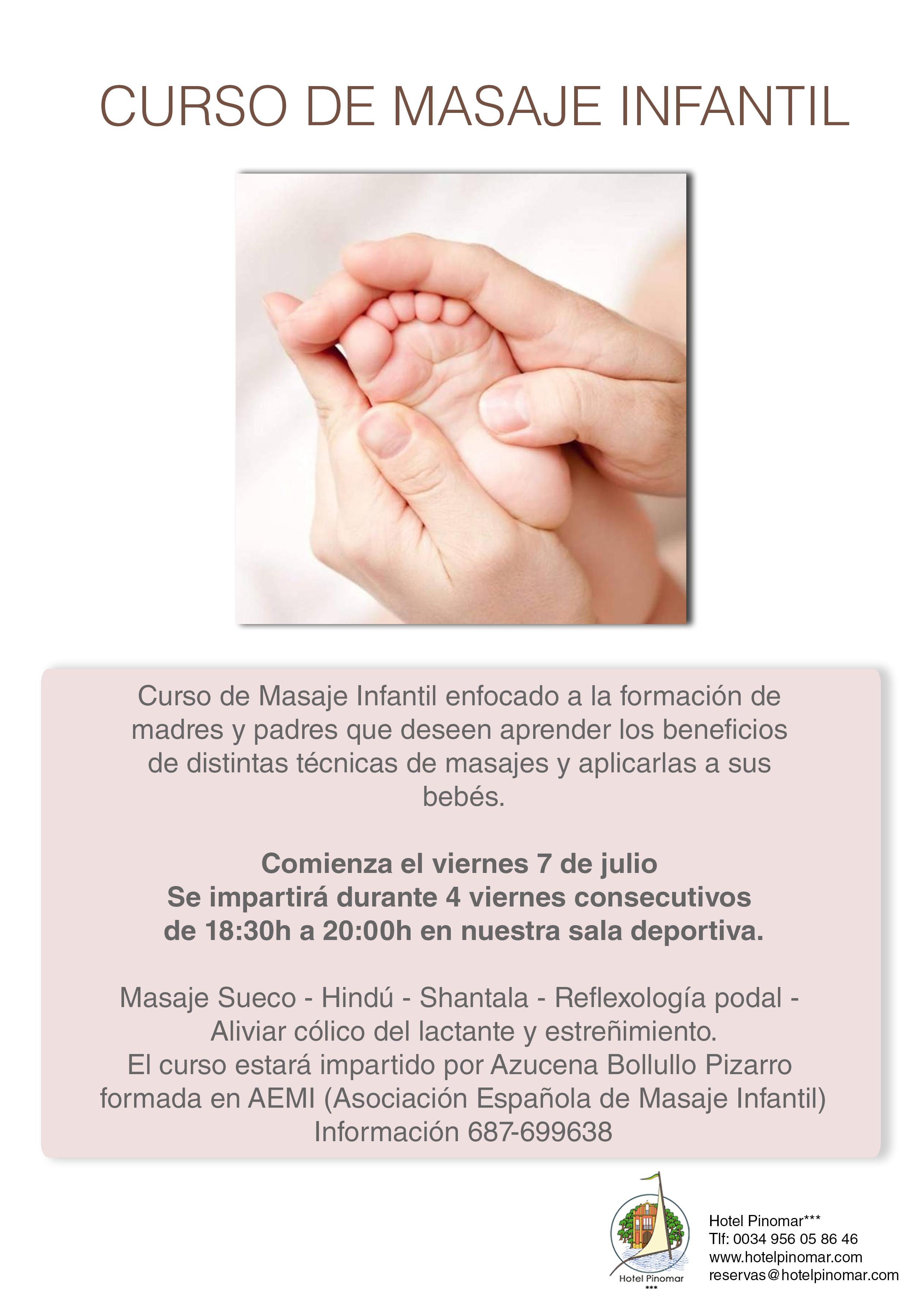 curso masaje infantil julio2017