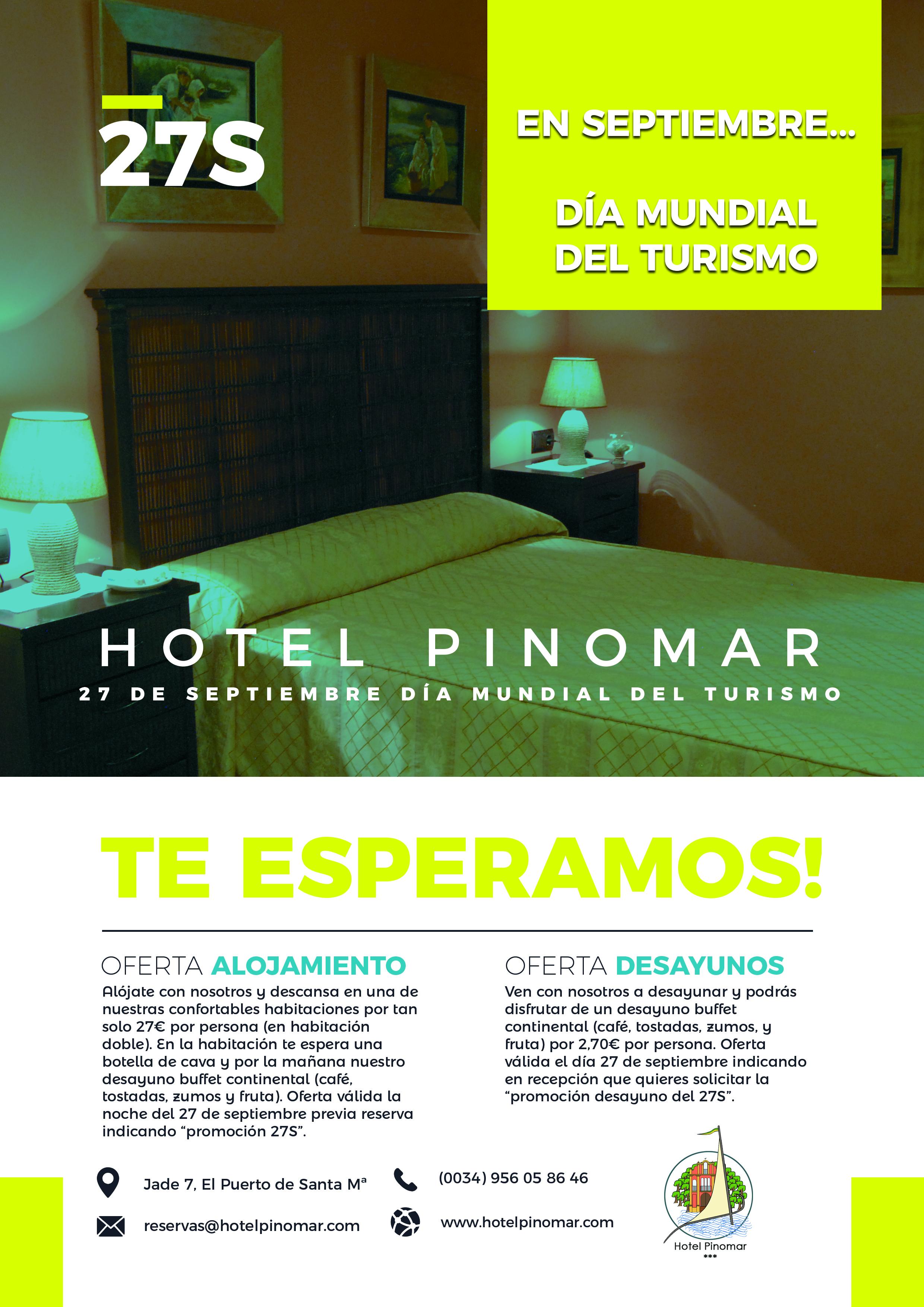 oferta 27s 2017 Pinomar