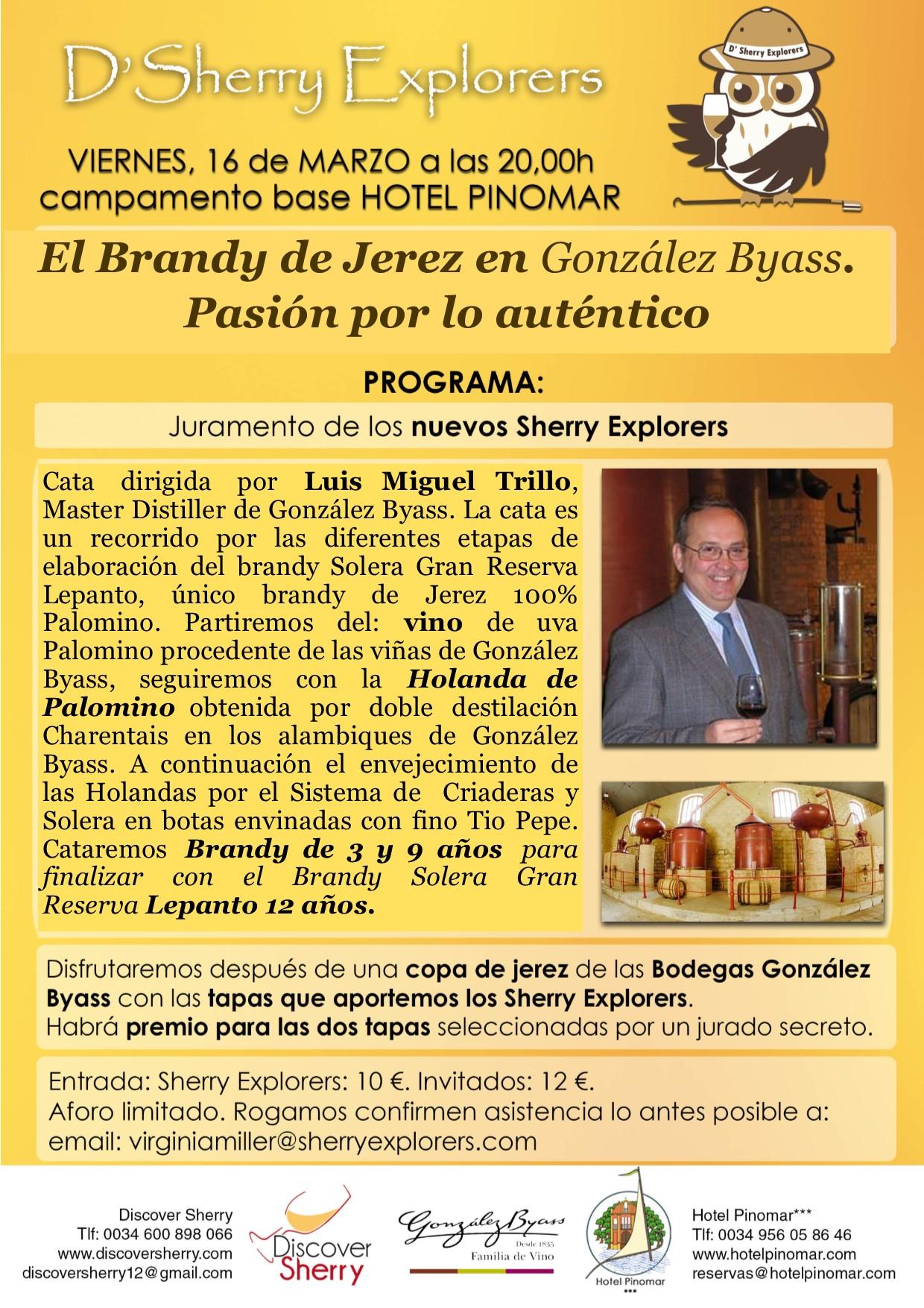 Flyer Luis Miguel Trillo