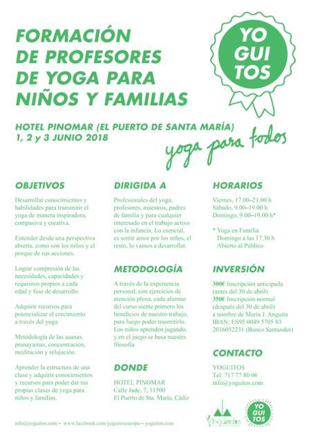 yoga junio