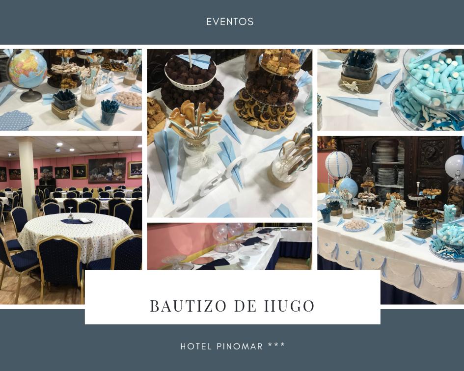 BAUTIZO DE HUGO