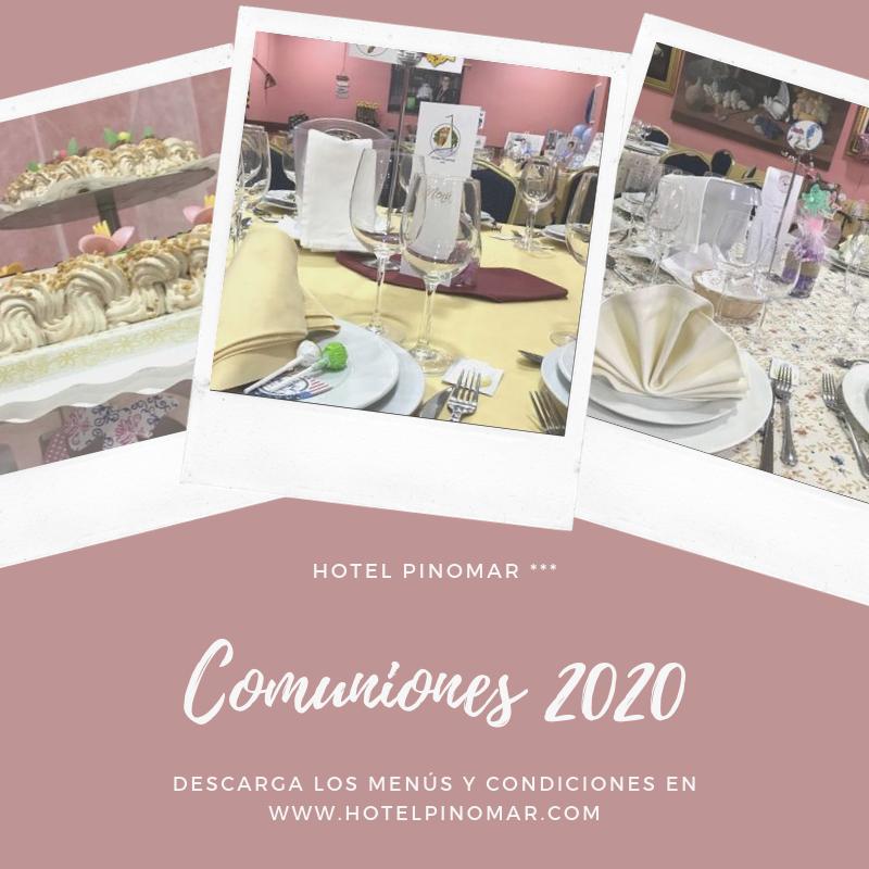 Comuniones 2020